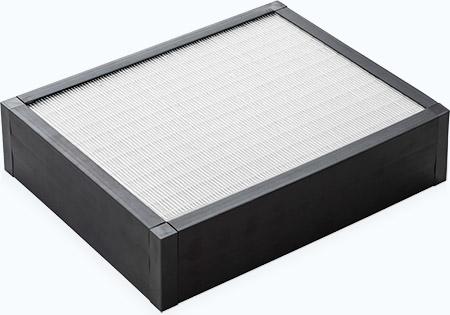 SmogBox - innowacyjny filtr antysmogowy skutecznie filtrujący pyły zawieszone PM1, PM2.5 i PM10, jak również typowe zapachy wchodzące w skład smogu i dymów - Filtr dokładny