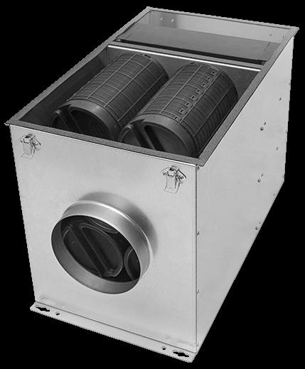 Filtr antysmogowy do wentylacji z rekuperacją lub bez